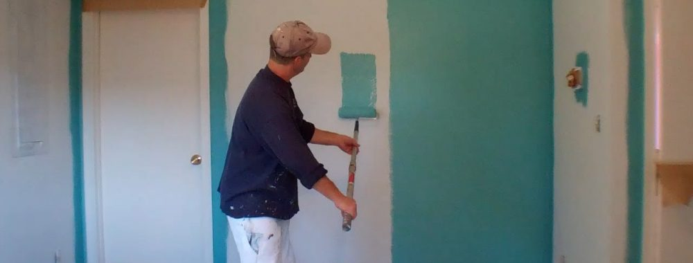 How to quickly paint interior walls yourself without sacrificing quality & How to quickly paint interior walls yourself without sacrificing ...